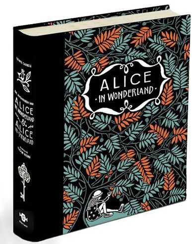 De avonturen van Alice in Wonderland & Alice in Spiegelland