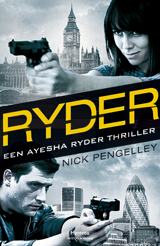 Blogtour: Ryder – Nick Pengelley