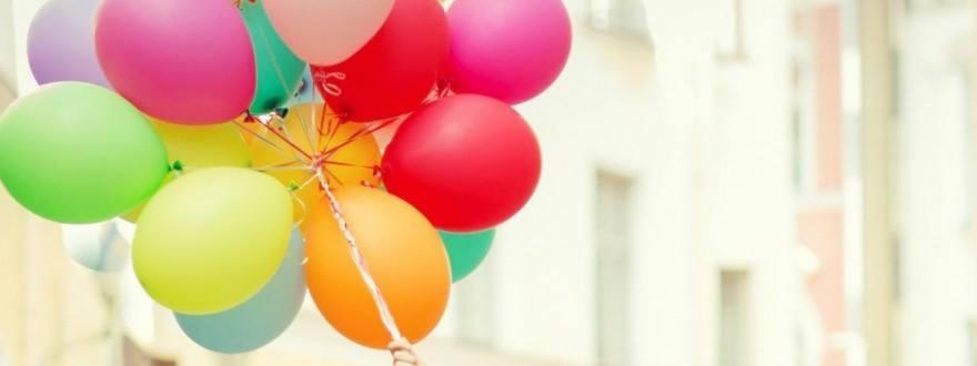 Header balloons