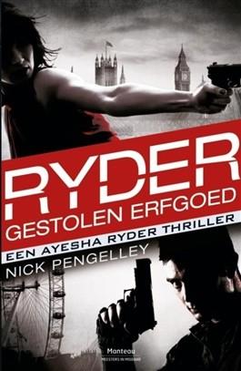 Ryder: gestolen erfgoed – Nick Pengelley