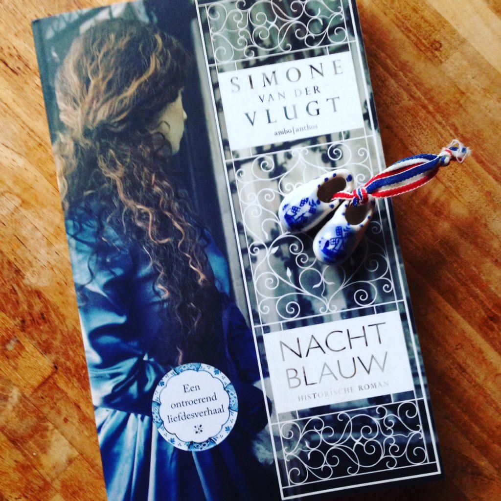Nachtblauw – Simone van der Vlugt