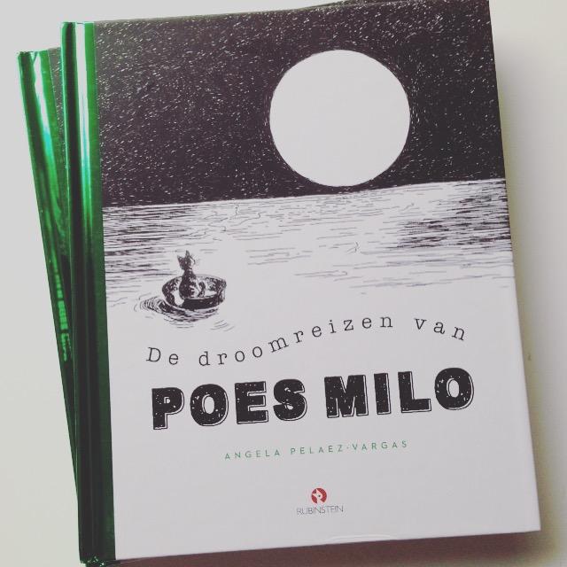 De droomreizen van Poes Milo – Angela Pelaez-Vargas (+ winactie!)