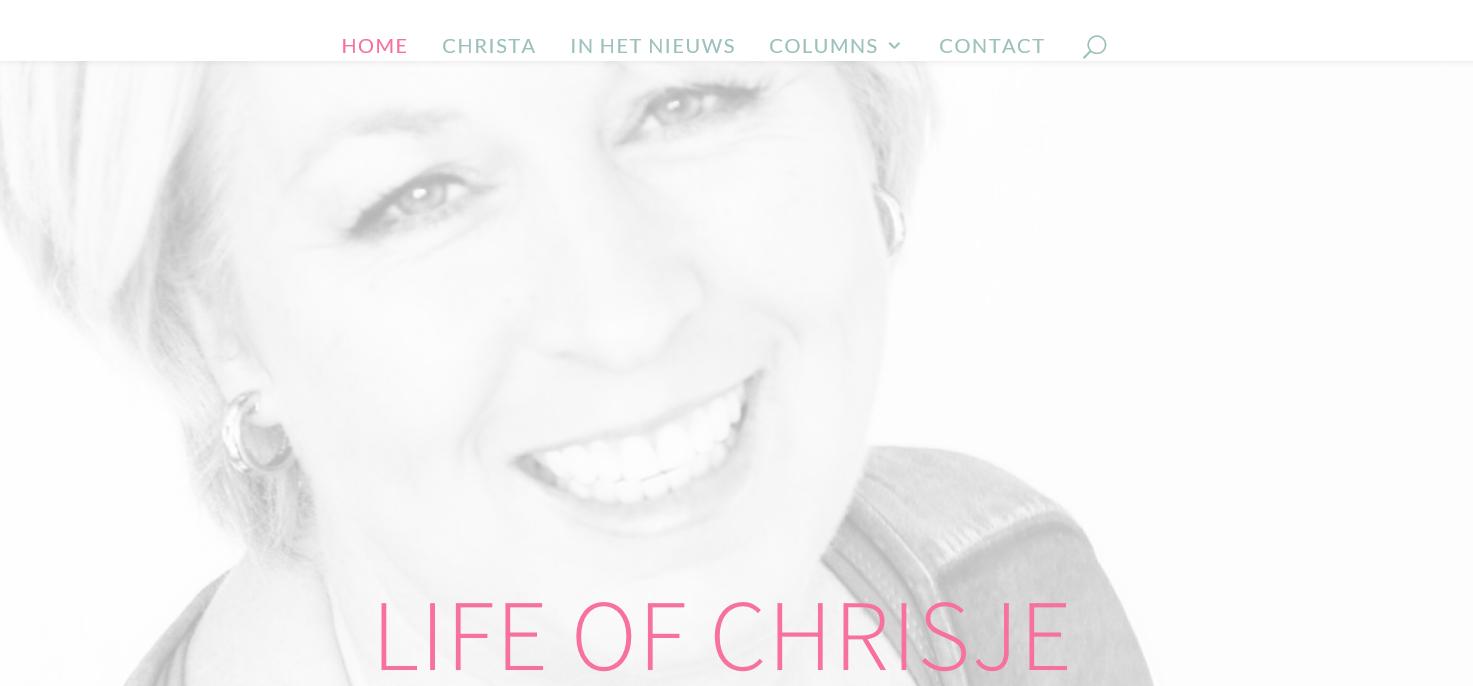 Life of Chrisje