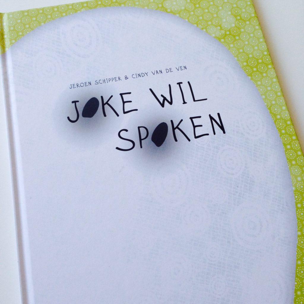 Joke wil spoken – Jeroen Schipper & Cindy van de Ven