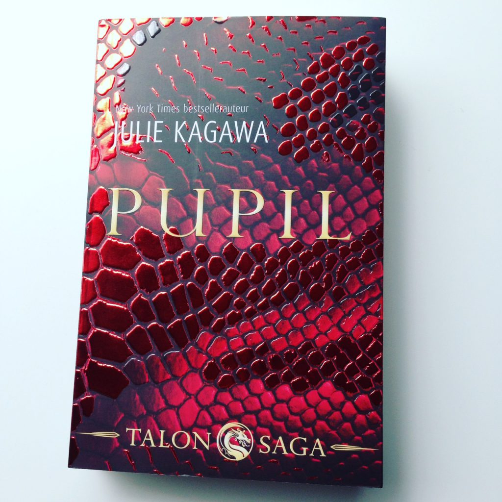 Talon Saga 1 & 2: Pupil & Rebel – Julie Kagawa