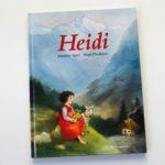 Kinderboekenweektip: Heidi – Johanna Spyri