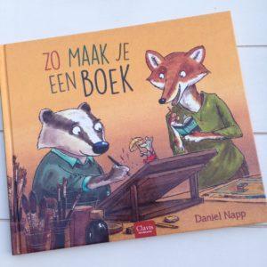 Zo maak je een boek - Daniel Napp