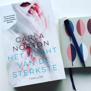 Het recht van de sterkste - Carla Norton