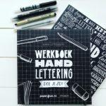 Werkboek Handlettering doe je zo! – Karin Luttenberg